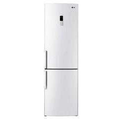 Двухкамерный холодильник LG GA B489 YVQZ фото