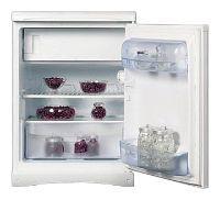 Однокамерный холодильник Indesit TT 85 фото