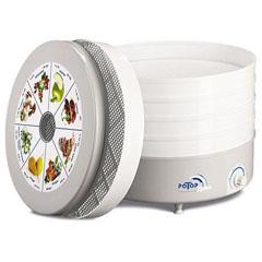 Электросушилка для овощей РОТОР Дива СШ-007-04 с 5 решетами в цветной упаковке фото