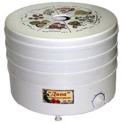 Электросушилка для овощей РОТОР Дива СШ - 007 с 3 решетами в цветной упаковке фото