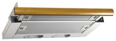 Вытяжка встраиваемая Elikor Интегра 60 белый/дуб кор фото