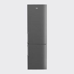 Двухкамерный холодильник Beko RCSK 380M21 X фото