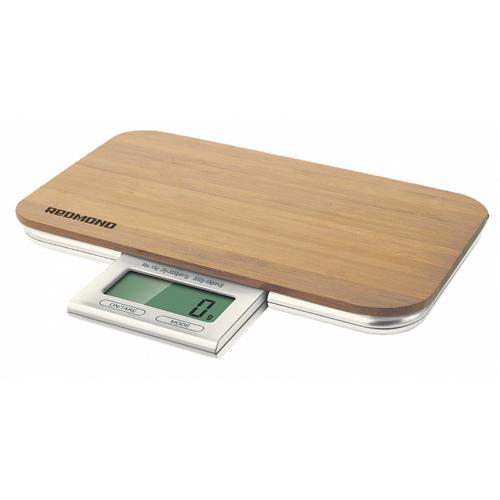 Весы кухонные Redmond RS-721 (Дерево) фото