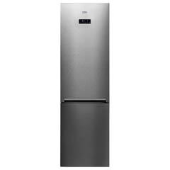 Двухкамерный холодильник Beko RCNK 400E20 ZX фото