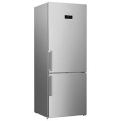 Двухкамерный холодильник Beko RCNK 320E21 X фото