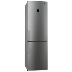Двухкамерный холодильник LG GA B489 YAKZ фото