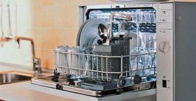 Посудомоечные машины компактные настольные