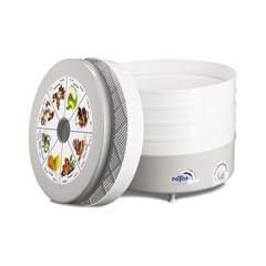 Электросушилка для овощей РОТОР Дива СШ-007 с 5 прозрачными решетками (гофротара) фото