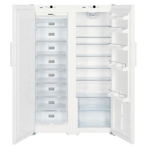 Холодильник Side by Side Liebherr SBS 7212-23 001 фото