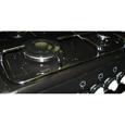 Газовая плита Deluxe 5040.38 гщ черный фото