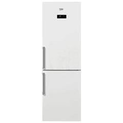 Двухкамерный холодильник Beko RCNK 321E21 W фото