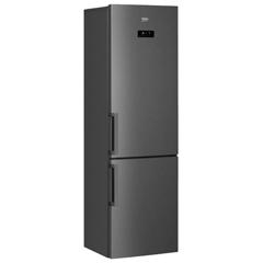 Двухкамерный холодильник Beko RCNK 356E21 X фото