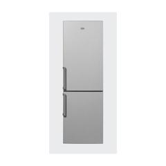 Двухкамерный холодильник Beko RCSK339M21S фото