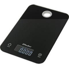Весы кухонные Redber KS-839 black фото