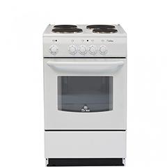 Электрическая плита Deluxe 5004.12 э белый фото