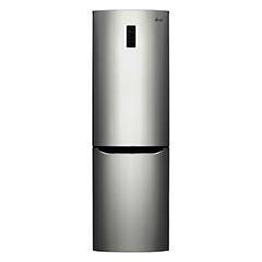 Двухкамерный холодильник LG GA B429 SMQZ фото