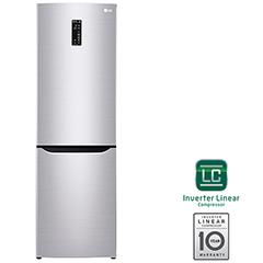 Двухкамерный холодильник LG GA B429 SAQZ фото