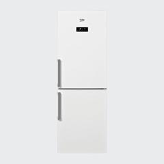 Двухкамерный холодильник Beko RCNK 296E21 W фото