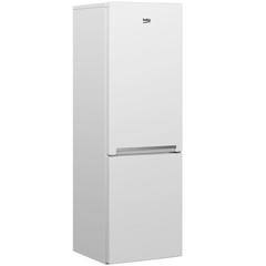 Двухкамерный холодильник Beko RCNK 270K20 W фото