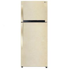 Двухкамерный холодильник LG GC-M502HEHL фото