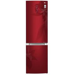 Двухкамерный холодильник LG GA B499 TGRF фото