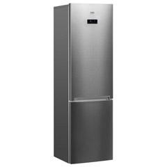 Двухкамерный холодильник Beko RCNK 365E20 ZX фото