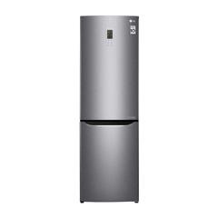 Двухкамерный холодильник LG GA B419 SLJL фото