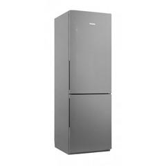 Двухкамерный холодильник Pozis RK FNF-170 S вертикальные ручки фото