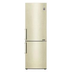 Двухкамерный холодильник LG GA B509 BEJZ фото