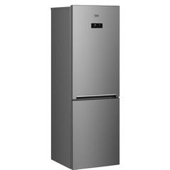 Двухкамерный холодильник Beko RCNK321E20X фото
