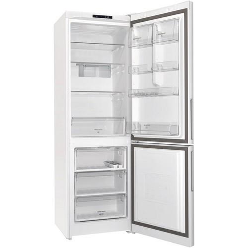 Двухкамерный холодильник Hotpoint-Ariston HS 4180 W фото