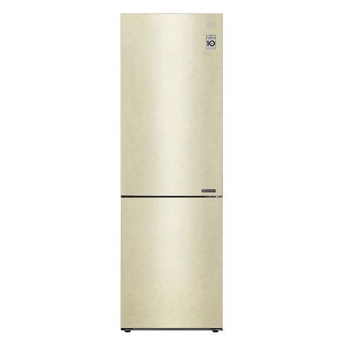 Двухкамерный холодильник LG GA B509CECL фото