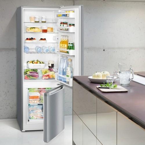 Двухкамерный холодильник Liebherr CUel 2831-20001 фото