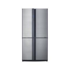 Холодильник Side by Side Sharp SJ-EX98FSL фото