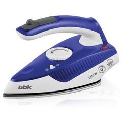 Утюг BBK ISE-1600 синий фото