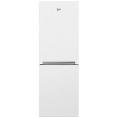 Двухкамерный холодильник Beko RCNK296K20W фото