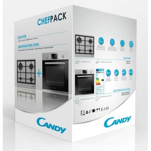Комплект встраиваемой техники Candy FCP605X/E - CHG6 фото