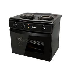 Мини-печь Злата 231Т черная фото