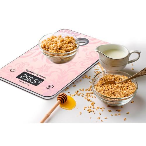 Весы кухонные Zigmund & Shtain DS-112 фото