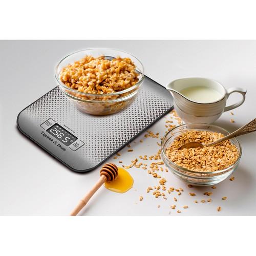 Весы кухонные Zigmund & Shtain DS-115 фото