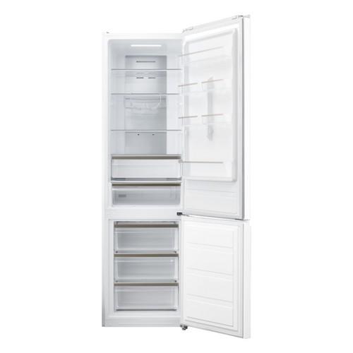Двухкамерный холодильник Korting KNFC 62017 W фото