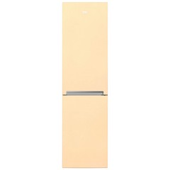 Двухкамерный холодильник Beko RCNK335K20SB фото